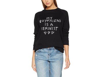 Tally Weijl dámské tričko černé